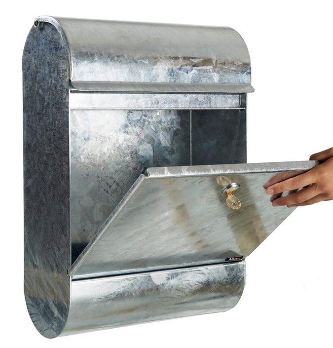 Varmgalvaniseret stål